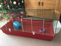 Guinea Pig or Rabbit Cage 118cm by 58cm
