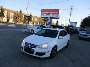2007 Volkswagen Jetta 2.0T,Leather ,sunroof fully loded,HIGHLINE