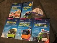 Bus driving Books