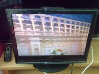 "neon 19"" lcd widescreen tv/dvd combo"