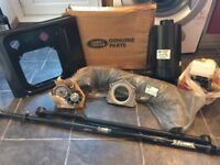 Land Rover parts , various parts all new and unused