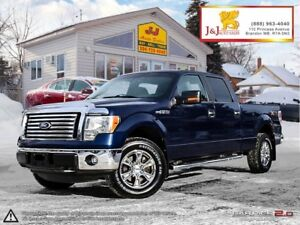 2011 Ford F-150 XLT XTR Package,S.Crew,4X4.