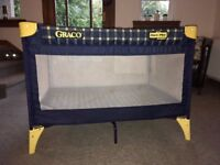 Graco Pack & Play Travel Cot / Play Pen