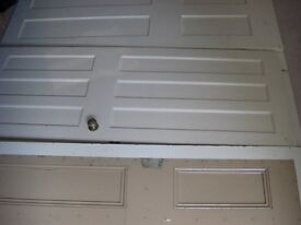 SIX OLD SOLID WOOD PANEL INTERNAL DOORS VARIOUS STYLES AND SIZES £10 Each