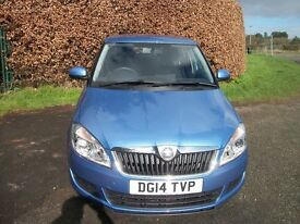 2014 Skoda Fabia 1.2 SE, Low Mileage, One Owner From New, Excellent Condition, Full MOT