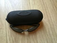 Authentic Oakley Sunglasses for sale - Excellent condition, no marks, comes with hard case.