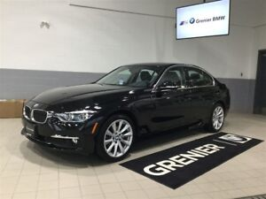 2017 BMW 320I Groupe luxury+Navigation+Groupe éclairage