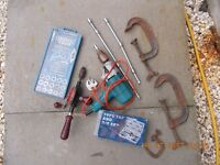 Electric drill etc