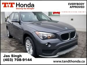 2015 BMW X1 xDrive28i* Local Car, Leather, Heated Seats*
