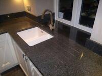 Granite / Quartz worktops installed from £995 Nationwide Service Granite/Quart Worktops Kitchen