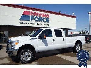 2015 Ford Super Duty F-350 SRW XLT Crew Cab 4x4 - 26,239 KMs