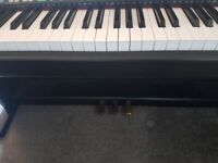 Technics SX PR603 digital ensemble piano for sale.