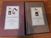 Peter and The Wolf book and CD in presentation box