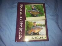 Carp book - Beauties and the Beasts by John Claridge