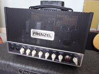 Frenzel Deluxe Plus 25W all valve guitar head