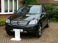 Mercedes 4 x 4 ML 280 CDI SPORT 7 SPEED AUTO DIESEL METALLIC PERIDOT BROWN MANY EXTRAS