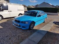 Bmw 330 M-sport.price dropped.no rust new paint