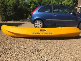 Ocean Frenzy Sit on Kayak