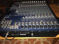 Yamaha MG166cx-usb mixing desk