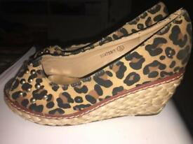 Girls river island shoes - size 9