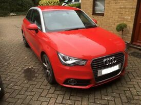 Audi A1 1.4 TFSI Sport - With rare upgraded technology pack - Low mileage