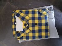 Coofandy new shirt with tags and packaging
