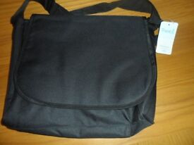 BABY CHANGING BAG WITH CHANGING MAT, NEVER BEEN USED