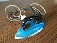 Vintage retro antique Morphy Richards Iron £50