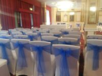 £.60p! £.60p! £.60p Chair Cover For Hire in Blackburn