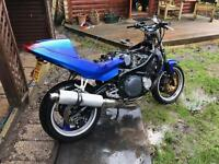Gsf 750 street fighter project gsxr