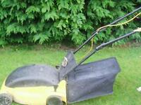 Electrical lawn mower