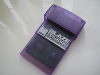 Blaze Xploder Gameboy Game Cheat Cartridge Gameboy Nintendo ( Purple )