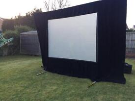 Pop up Cinema/Games