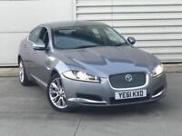2011 Jaguar XF 2.2 TD Luxury 4dr diesel grey***NEW SHAPE***MEGA SPEC**one owner**fsh