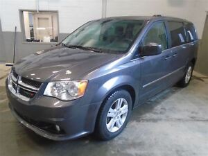 2015 Dodge Grand Caravan CREW STOW&GO CUIR NAVIGATION