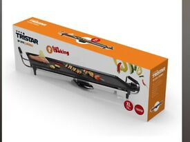 Show Cooking Gridle BNIB