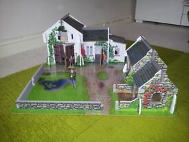 Fabulous Childrens Farm, Farm Shop, Carry Bag and Animals