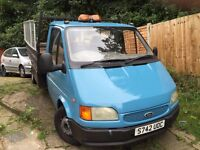 ford transit mk5 tipper pickup 1998 2.5di