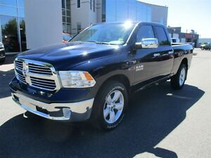2014 Ram 1500 SLT Ecodiesel 8.4 Touchscreen, Heated Seats/Wheel