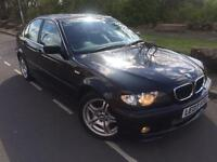 2003 BMW 3 series 325i se 4 door saloon # leather # cruise # 2 owners # s /history