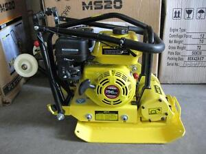 PLATE COMPACTOR MS 60