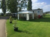 CARAVAN for Hire 2018 (Billing Aquadrome Northampton) Accomodation