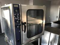 Electrolux commercial gas oven