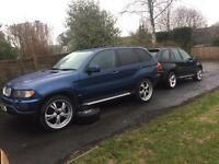 2003 BMW X5 3.0 diesel breaking complete car manual gearbox all parts cheap !!!!