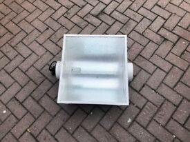 """USED 6"""" COOL SHADE GROW LIGHT SHADE Collection only Cheshunt Hydroponics EN8 9BD"""