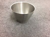 Spare Kenwood chef stainless steel mixing bowl