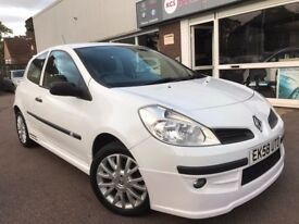 Renault Clio 1.2 16v Extreme - AIR /CON,HPI CLEAR - Cheap to Run