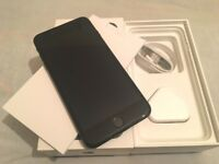 Iphone 7 PLUS 32gb Vodafone in Black Mobile Phone- Boxed - Very Good Condition