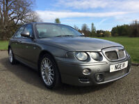 2004 MG ZT 190+ V6- 24v Full Years MOT- Low Miles- FSH