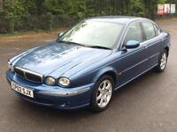 JAGUAR X TYPE 2002 - 5 SPEED MANUAL - DRIVES LOVLEY - PX WELCOME